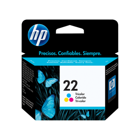 Toner - kertridž HP 22a Color C9352AE