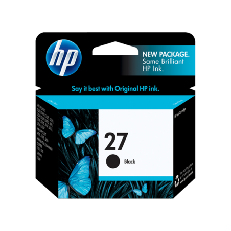 Toner - kertridž HP 27 C8727AE Black - Ink Jet original