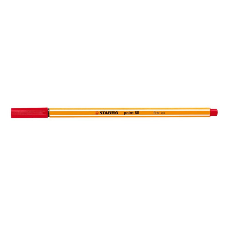 Microliner Stabilo 88/40 crveni