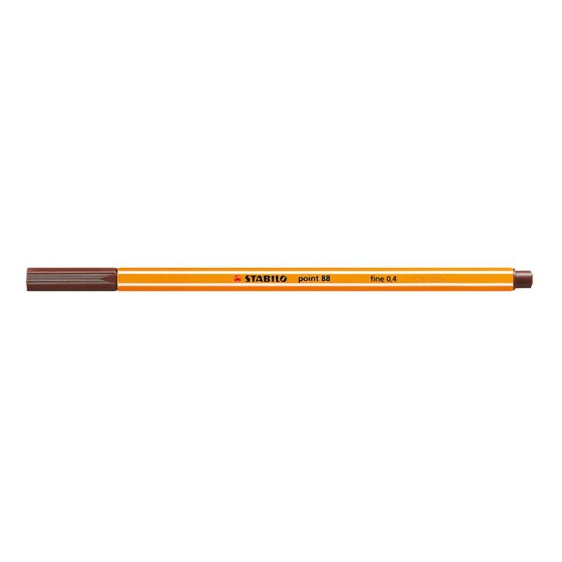 Microliner Stabilo 88/45 braon