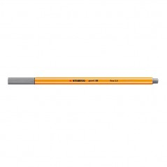 Microliner Stabilo 88/94 svetlo siva