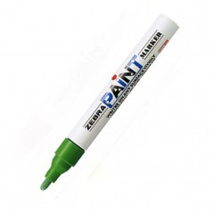 Paint marker Zebra Green 51014