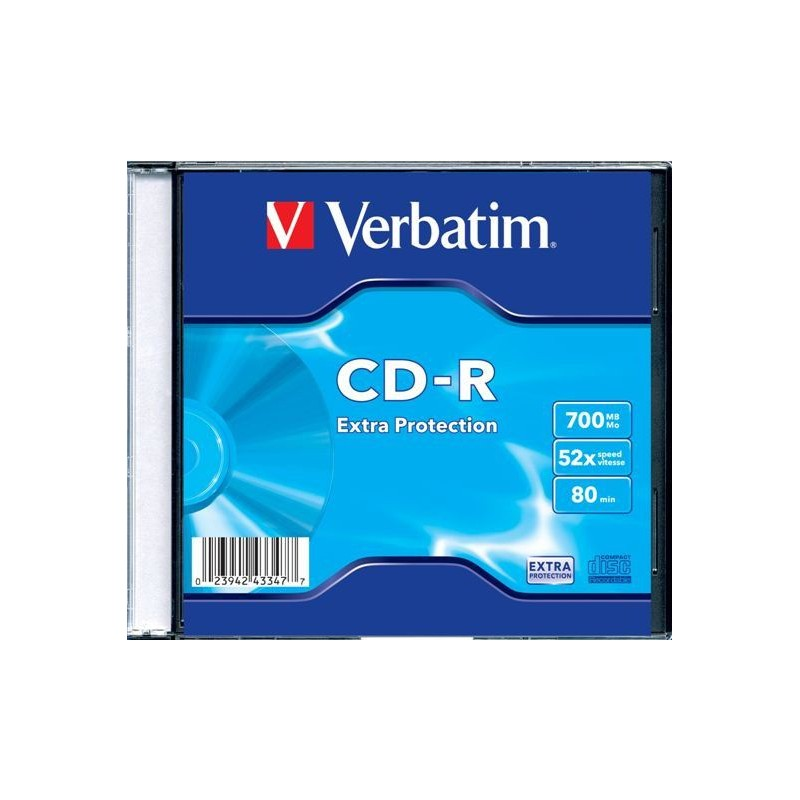 CD-R Verbatim slim