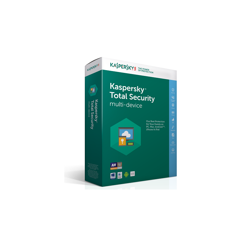 Kasperski total security multi device