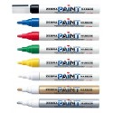 Paint marker Zebra Pen Blue/Blue 51012