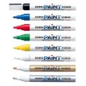 Paint marker Zebra Pen Black/Black 51011