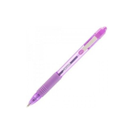 Hemijska olovka Zebra Z-GRIP SMOOTH 1,0 Violet/Violet 22568/ 4901681225682