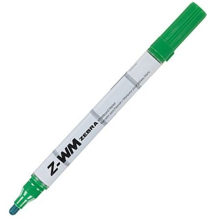 Marker za belu tablu Zebra Z-WM Green 32264/ 4901681322640