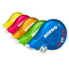 Korektor u traci 4,2mm x 8m Scooter Color Kores 84873