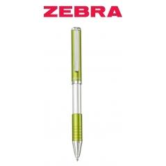 Olovka hemijska Zebra Pen SL-F1 EXPANDZ Telescopic 0,7 ZELENA Green/blue 23464/ 4901681234646