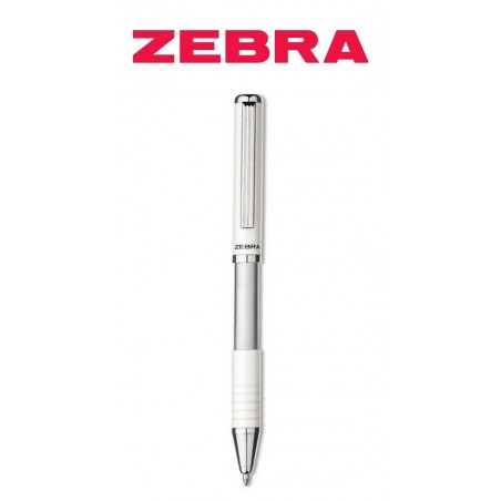 Hemijska olovka Zebra SL-F1 EXPANDZ Telescopic 0,7 BELA white/blue 82406/4901681824069