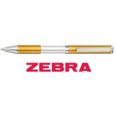 Olovka hemijska Zebra Pen SL-F1 EXPANDZ Telescopic 0,7 Narandžasta Orange/blue 23469/4901681234691