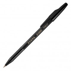Hemijska olovka Zebra B1000 0,7 Black/Black 31641
