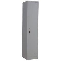Garderobni metalni orman G1 sa jednim odeljkom