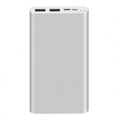 Xiaomi 10000 18W Fast Charge Power Bank 3 (Silver)