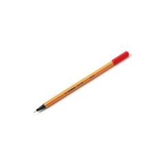 Microliner Stabilo 88/50 tamno crveni